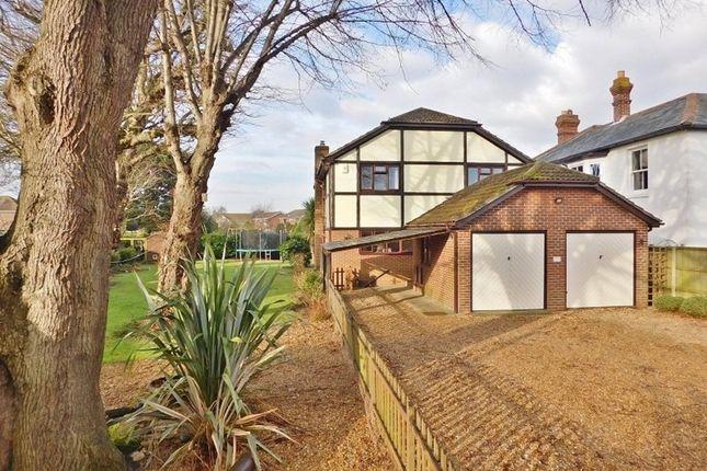 Thumbnail Detached house for sale in Stubbington Lane, Stubbington, Fareham