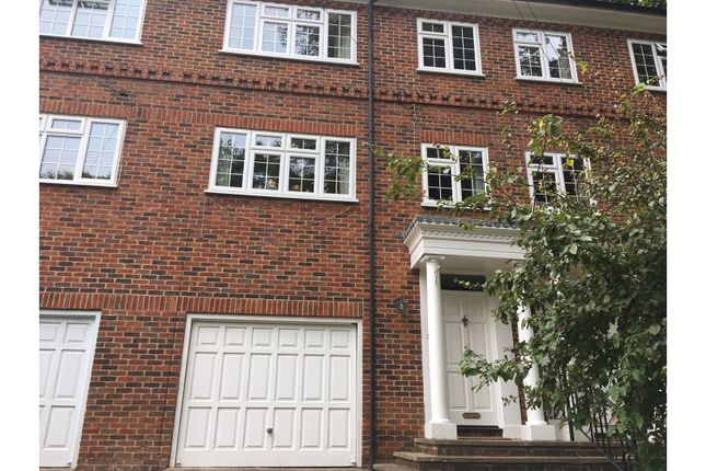 Thumbnail Terraced house for sale in Hardwick Road, Whitchurch, Reading