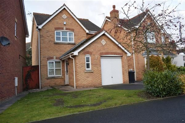Thumbnail Detached house for sale in Goldencross Way, Brierley Hill