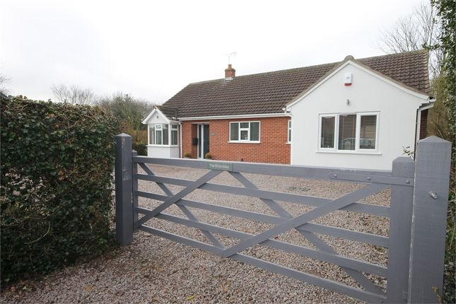 Thumbnail Detached bungalow for sale in Main Street, North Muskham, Newark, Nottinghamshire.