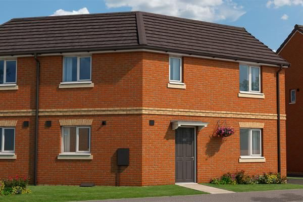 "3 bed property for sale in ""The Ambrose At Jubilee Gardens"" at Princess Drive, Liverpool"