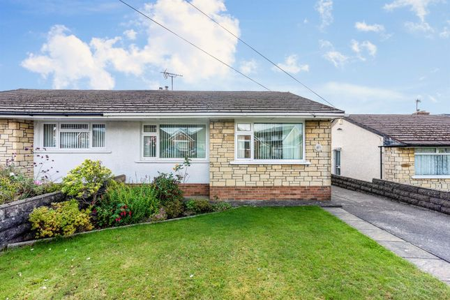 2 bed semi-detached bungalow for sale in Heol Mabon, Rhiwbina, Cardiff CF14
