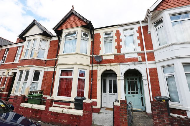 Thumbnail Detached house to rent in Clodien Avenue, Heath, Cardiff