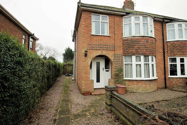3 bed semi-detached house for sale in Rosemary Road, Norwich