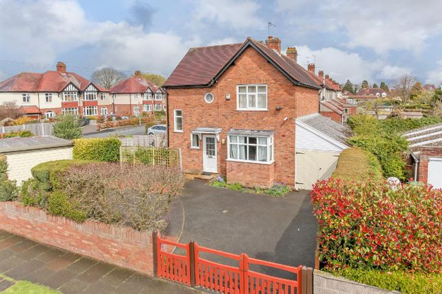 Thumbnail Detached house for sale in Wellmeadow Road, Shrewsbury