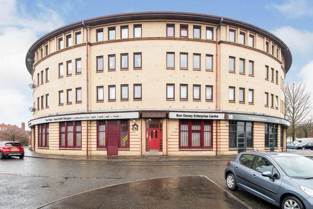 Thumbnail Flat for sale in Vulcan Street, Springburn, Glasgow