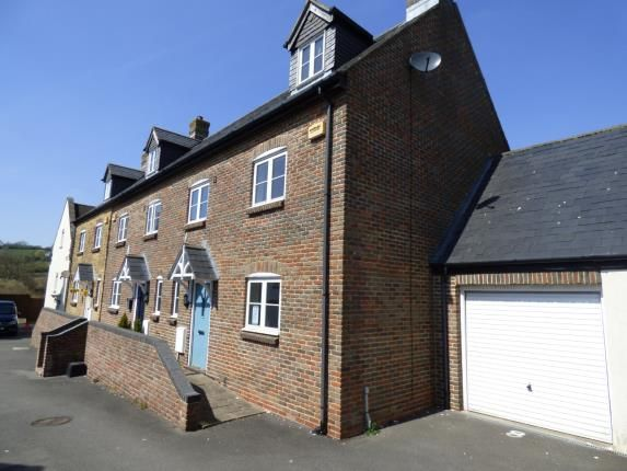 Thumbnail End terrace house for sale in Clapton, Crewkerne, Somerset