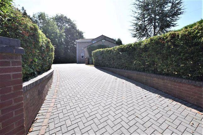 4 bed detached house for sale in Kielder Rise, St Johns, Worcester WR2
