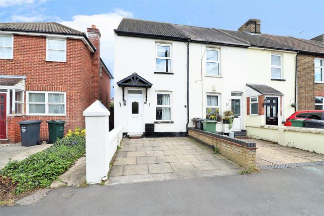 2 bed end terrace house for sale in Invicta Road, Dartford DA2