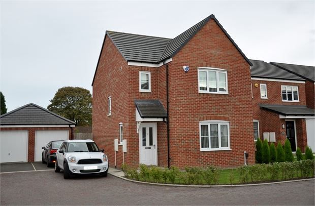 Thumbnail Detached house for sale in Wheatfield Road, Westerhope