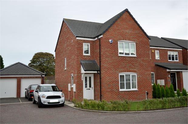 Detached house for sale in Wheatfield Road, Westerhope
