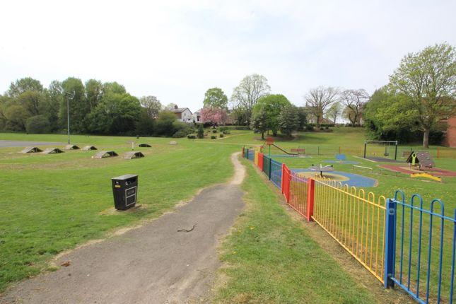 Park To Rear of Colville Terrace, Carlisle, Cumbria CA2