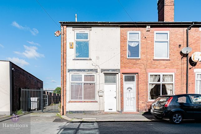 Thumbnail End terrace house to rent in Walter Street, Leigh, Greater Manchester.