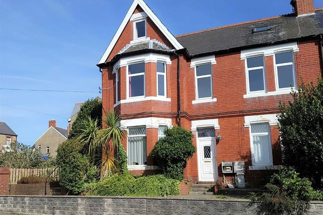 Thumbnail Maisonette for sale in St. Nicholas Road, Barry