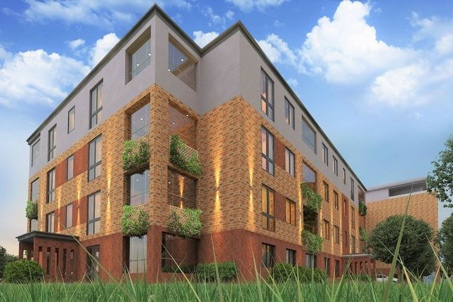 Thumbnail Flat for sale in Bishopgate House, Staines Road, Hounslow