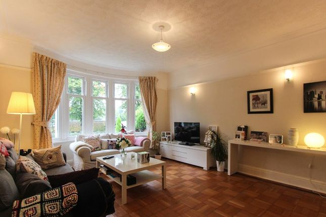Thumbnail Semi-detached house to rent in Lake Road West, Cyncoed, Cardiff