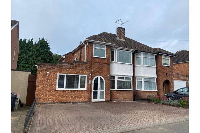 Thumbnail Semi-detached house for sale in Oscott School Lane, Birmingham