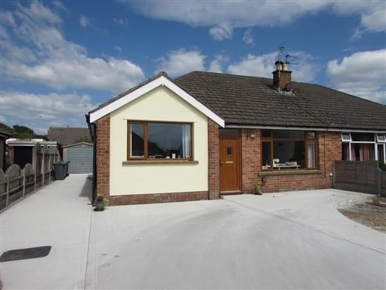 Thumbnail Bungalow to rent in Dorchester Road, Garstang, Preston