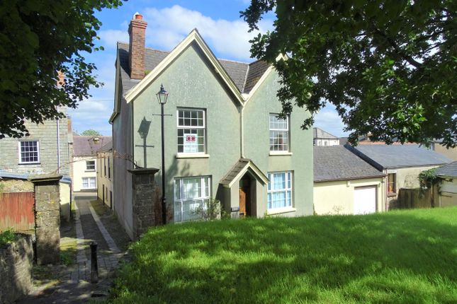 Thumbnail Town house for sale in Church Yard, South Molton
