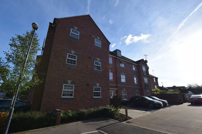 Thumbnail Flat for sale in Magnus Court, Chester Green, Derby
