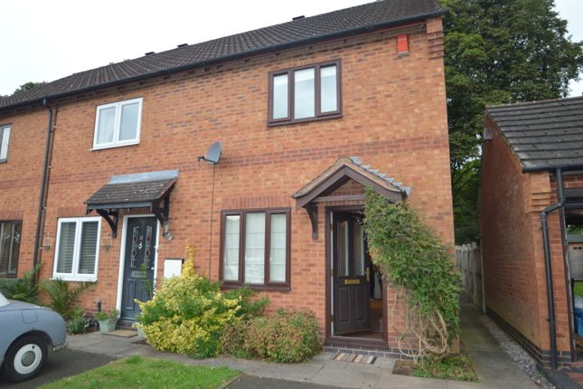 2 bed end terrace house to rent in Willett Avenue, Burntwood