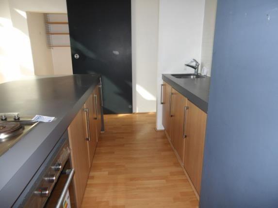 Kitchen of The Collegiate, 20 Shaw Street Liverpool, Merseyside L6