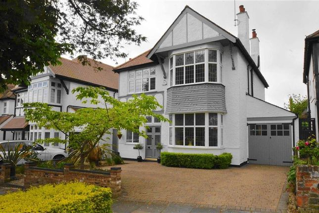 Thumbnail Detached house for sale in The Drive, Westcliff-On-Sea, Essex
