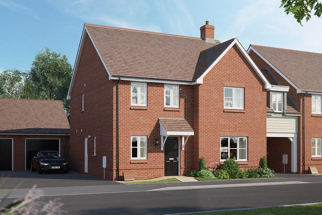 Thumbnail Link-detached house for sale in The Oakford, Chapel End Road, Houghton Conquest