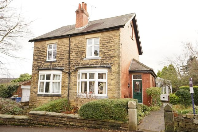 Thumbnail Semi-detached house for sale in Lemont Road, Totley, Sheffield