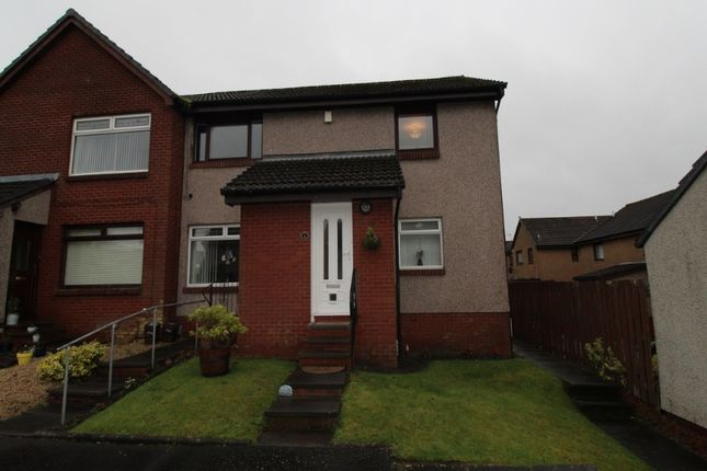 Thumbnail Flat for sale in Staineybraes Place, Airdrie, North Lanarkshire