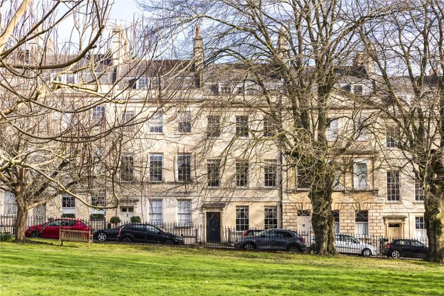 Thumbnail Terraced house for sale in St. James's Square, Bath