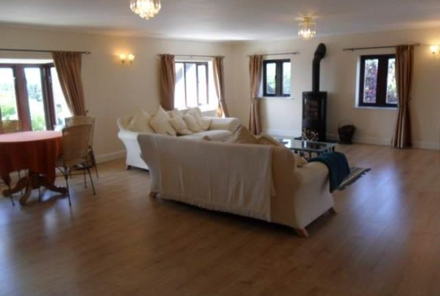 Thumbnail Detached house to rent in The Great Barn, The Hollies, Pentre-Poeth Road, Rhiwderin