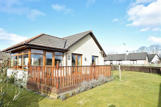Thumbnail Detached bungalow for sale in Fettes Road, Ardersier, Inverness