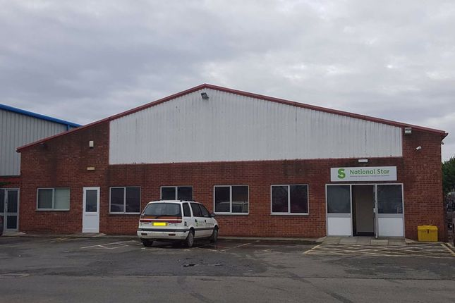 Thumbnail Light industrial to let in Harrow Road, Hereford, Herefordshire