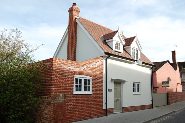 Thumbnail Detached house for sale in Chapel Street, Woodbridge