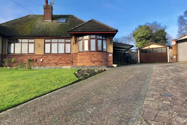 Thumbnail Semi-detached bungalow for sale in Golden Riddy, Leighton Buzzard