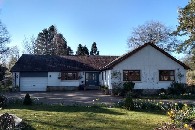 5 bed bungalow for sale in Druids Park, Murthly, Perth PH1
