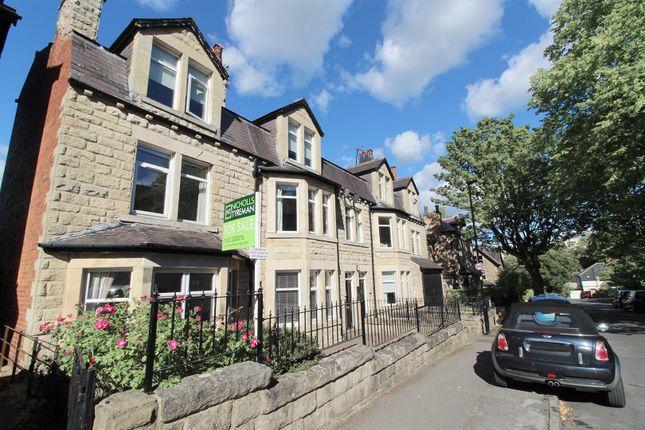 3 bed flat for sale in Glebe Road, Harrogate HG2