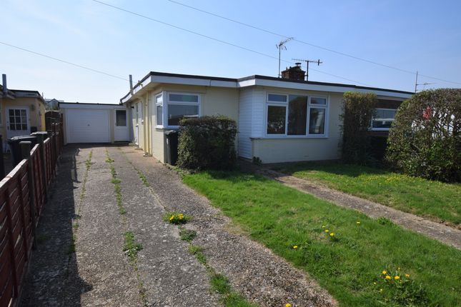 Front of Camber Drive, Pevensey Bay BN24