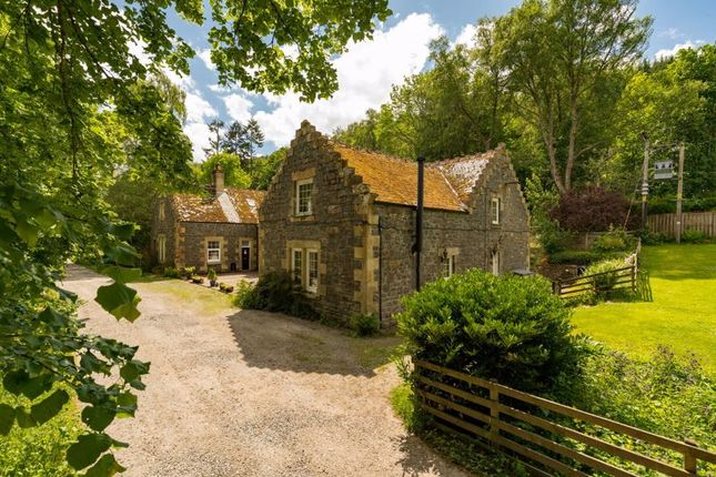 Thumbnail End terrace house for sale in 4 The Mews, Old Cardrona, Peeblesshire