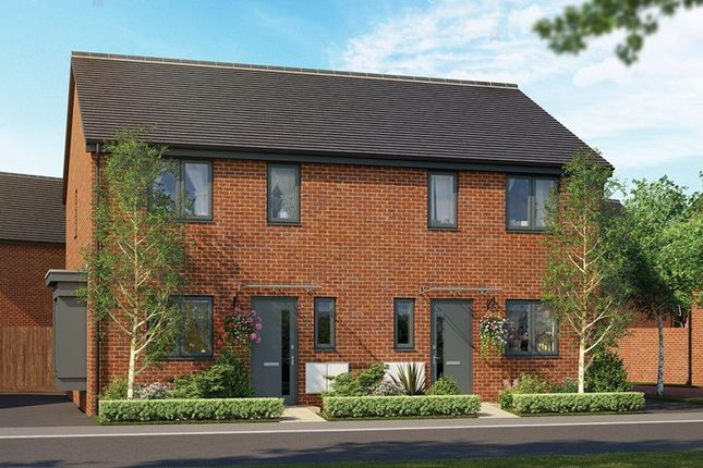 Thumbnail Semi-detached house for sale in Malvern Chase, Bredon Road, Tewkesbury