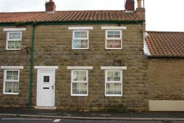 Thumbnail Terraced house to rent in Main Street, East Ayton, Scarborough