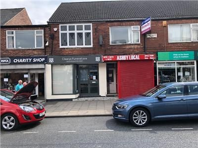 Thumbnail Retail premises to let in 278, Ashby High Street, Scunthorpe, Lincolnshire