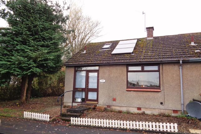 Thumbnail Terraced bungalow for sale in Kinloss Park, Cupar