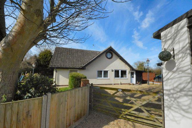 Thumbnail Detached house for sale in Rectory Road, Kedington, Haverhill