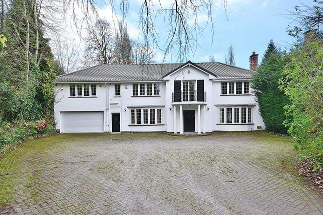 Thumbnail Detached house to rent in Harborne Road, Edgbaston, Birmingham
