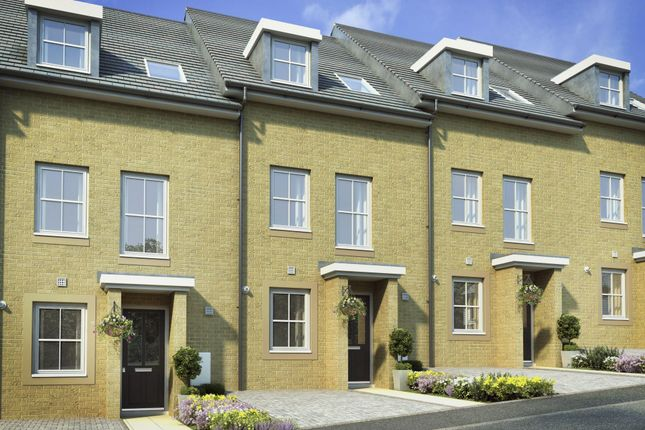"""Thumbnail Terraced house for sale in """"Padstow"""" at Temple Hill, Dartford"""