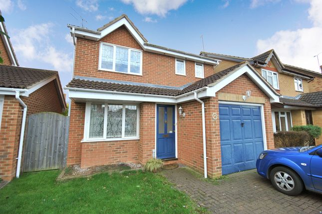 Thumbnail Detached house for sale in Blythe Way, Maldon
