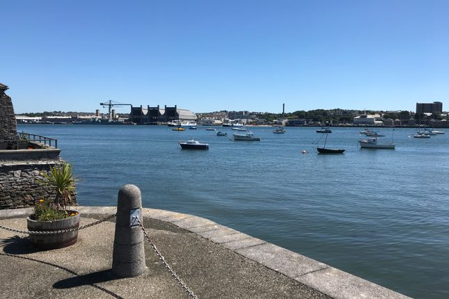 Thumbnail Flat to rent in Carew Wharf, Torpoint
