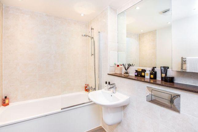 Bathroom of Queen Mary Avenue, London E18